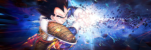 Vegeta by Lizardona