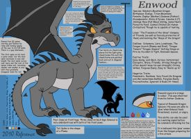 Reference Sheet 2010: Enwood by Artygal