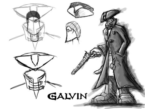 Galvin by Argama