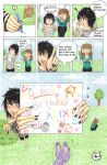Birthday Wishes for Calix by minibubble