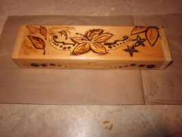 flower design pencilbox 1 by sagitary1211