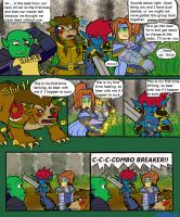Crappy Warcraft Comic by Chicaaaaa