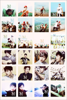 INFINITE pack ICON@360Kpop by pytung
