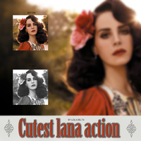 Cutest Lana // ACTION #1 by LolaDelta