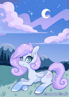 Cloudy Dreamscape by space-kid