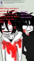 Ask Jeff The Killer-Question 38. by MikaelBratLoni