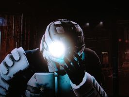 Face palm Dead Space by Soldier660