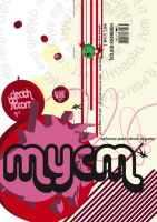 mycm magazine cover by synaesthesia21