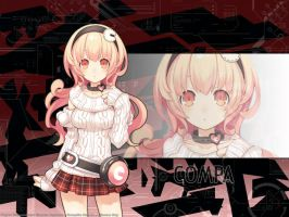 SDGN -Compa mascot- by EvannGeo