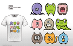 animals-monsters by sowanna
