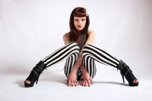 Striped pants by Aszap