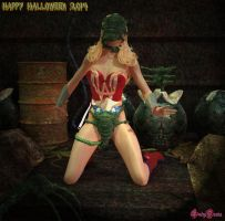 Happy Halloween 2014 by ladytania