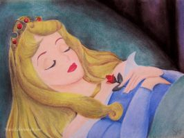 Sleeping Beauty by NoaCelt