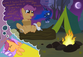 Scootaloo's Nightmare...? by DarkKnightHoof
