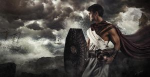 The Spartan by MadSDesignz