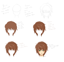 Hair Tutorial by drive-a-leaf