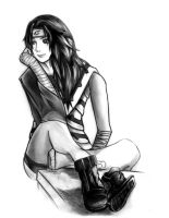 Kurenai: rough sketch by v2-6