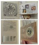 Altered Book WIP 2 by hogret