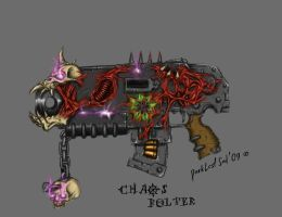 Chaos bolter by DarkLostSoul86