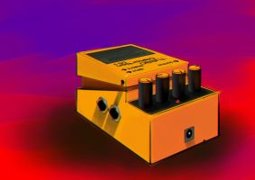 boss ds-2 by thascorpion
