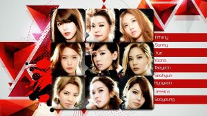 Snsd:Beautiful and perfect by Jover-Design