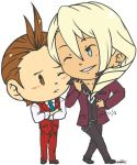Klavier and Apollo by Sweedles
