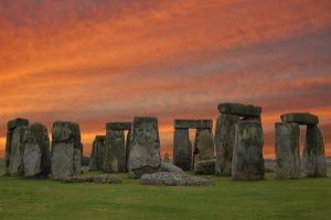 Stone henge by N-eXu-S