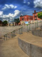 Amphitheater HDR by sixwings