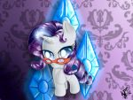 Rarity Filly by KinkiePied