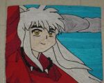 InuYasha by megdragon90