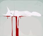 mostly blood. by nequita