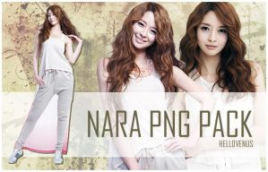 Nara Hello Venus png pack by classicluv