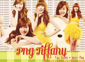 Tiffany PNG by ChangMine99er