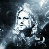Kurt Cobain Tribute by T-Invisible