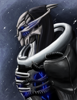 Saren by Neurquadic