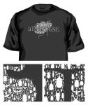 immerse records t shirt by c0p