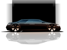 Phaeton 2020 sideview by AS001
