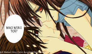 Who were you? by Ayuukimi