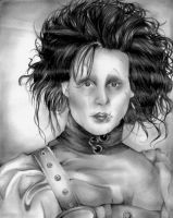 Edward Scissorhands by MadamMoira