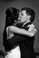 The Kiss by VisualJunky