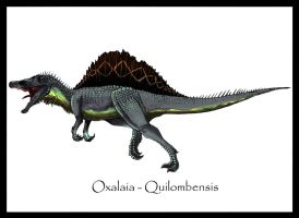 Oxalaia Quilombensis by Danillo-Toga