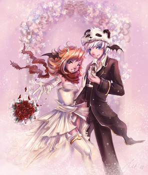 RO. Wedding by AppleSin