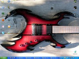 Electric Guitar by soreg