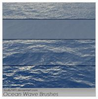 Ocean Wave Brushes by Scully7491