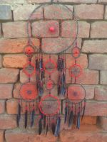 Gotic dreamcatcher by Vision4LifeCro