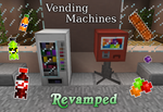 Vending Machines Revamped Mod by AziasCreations