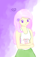 Fluttershy by ForeverMuffin