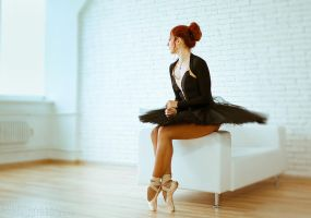 Lightroom Ballerina (4) by ShakilovNeel