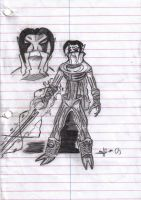 Soul Reaver by Isdailic