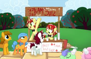 Flim Flam Juice by PopcornPuffs